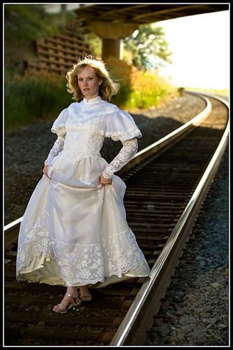 Railway Bride