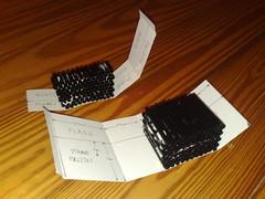 Grid de pajitas secando (SnapNikon) Tags: color horizontal diy straws pajitas strobist strawgrid griddepajitas