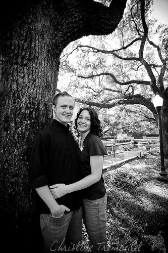 Lindsey & Shelby - Engagement Session in Houston, Texas