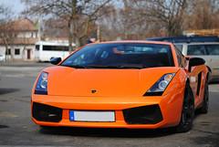 Lamborghini Gallardo (MarcoT1) Tags: lamborghini gallardo hungary szolnok nikon d3000 50mm