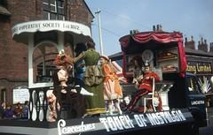 may 1973 (2) (foundin_a_attic) Tags: fashion may 1973 parade co operative society estd 1872 touch nostalgia lancastria preston guild
