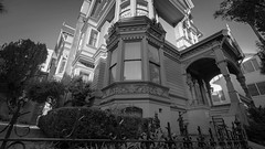 Haas Lilienthal Victorian (Steven Hight) Tags: lumixg85 victorianhouse