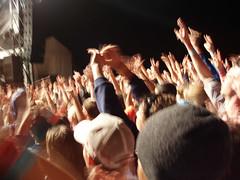 concert crowd blur (Creativity103) Tags: people music festival dance audience gig crowd mosh handsintheair spectaters