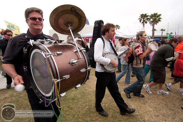 Parade at Gator by the Bay 50811 © Michael Klayman-008