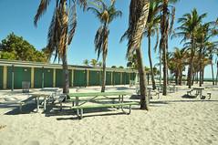 Crandon Park, Cabanas