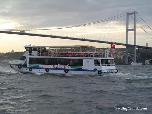 Bosphorus Cruise Istanbul Turkey
