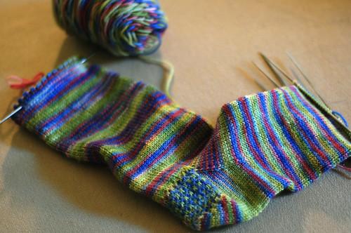 Purse Sock