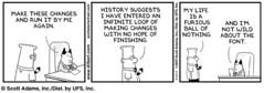 Dilbert 18Oct07
