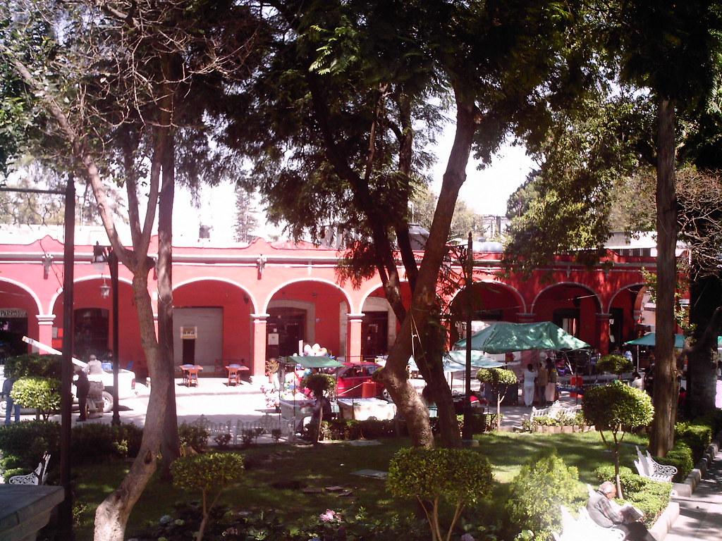 Tlalpan. Ciudad de México