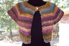Knit Shrug