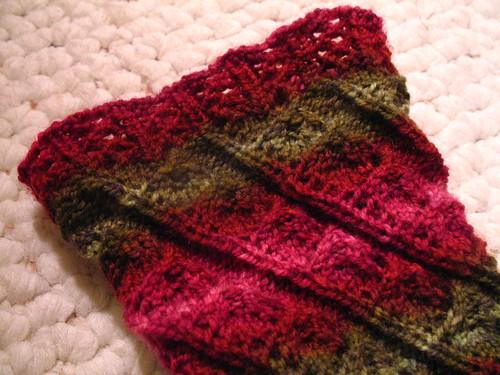 Merlot Vine Socks