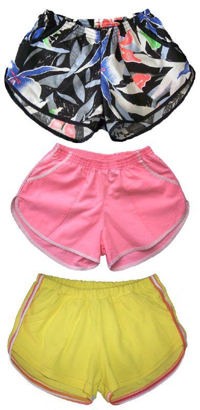 Pantalones Shorts Verano 2008 Fluo