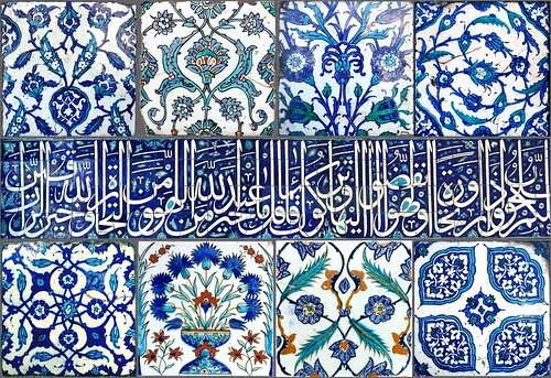 Istanbul tiles