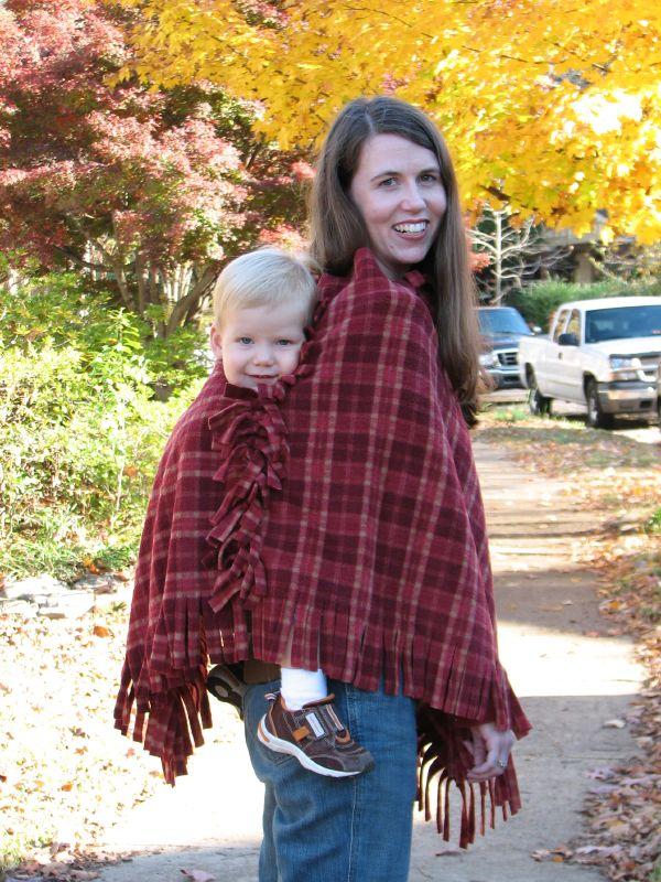 Fleece - Free Patterns for Fleece Blankets, Fleece Vests