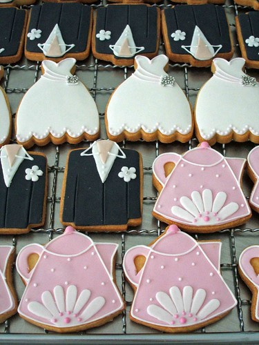 W0015 bridal shower cookies
