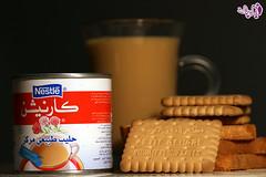 ::   :: (QiYaDiYa) Tags: canon milk kuwait fatma   almeer 400d  qiyadiya