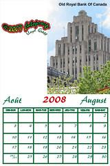 old montreal 08 - aug 08 (fotoproze) Tags: oldmontreal kalender 50 2008 calendars calendari kalendar  lch calendarios   calendrios dagatal  kalenders kalendari calendaris calendriers egutegiak  kalendarze calendare kalendere  kalendrar naptrak  kalende kalenterit   filir  kalendra koledarji takvimler  calendrau