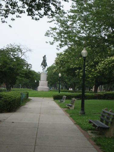 Stanton Park by Alan Cordova.
