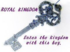 Royal Kingdom Key