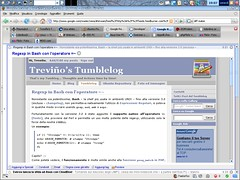 Google Reader with Treviño Optimizations