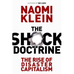 Shock Doctrine cover