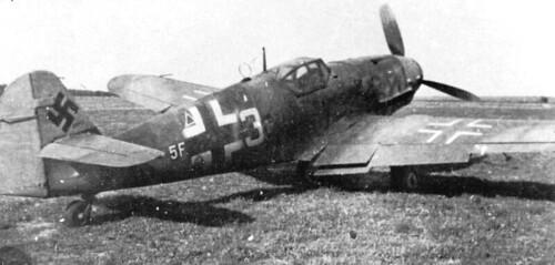 Warbird picture - Bf 109 G10