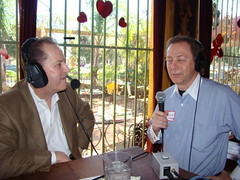 "Calvin and Craig, Houston Business Show Live Broadcast at ""El Tiempo"" Restaurant (StealthMarketer) Tags: foxnews jennifercolon universityofhouston kevinprice mikealexander jimoneill andyvaladez stevelevine houstonneighborhoods marketingdynamics bauercollegeofbusiness houstonrealestatetoday carolebaker houstonbusinessshow houstonbusiness businessradio robbieadair donaldleonard virginiagrace joestiles johodell"