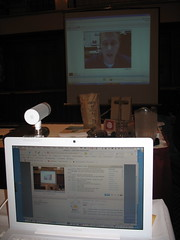 Darren Draper skype conference and ustream