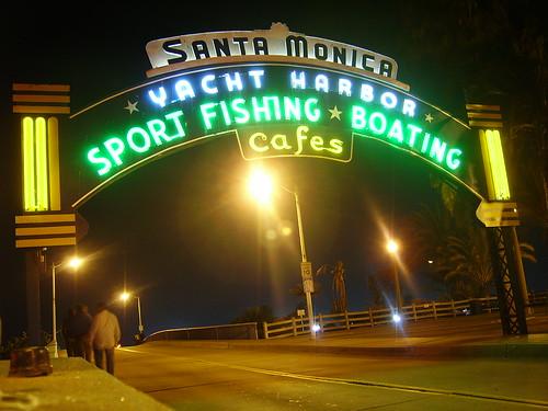 Benvinguts a Santa Monica!