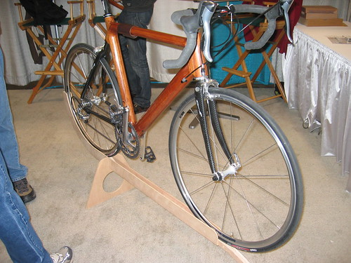 Renovo Bicycles - wood frame