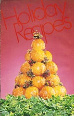 fake croquembouche (All About Eve) Tags: old food cooking vintage cookbook retro gas company croquembouche holidayrecipes peoplesnaturalgas northennaturalgascompany