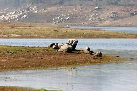 the rocks at tghalli