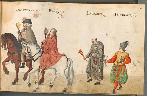 Beschreibung der historischen und allegorischen Personen 1596 (1600) k
