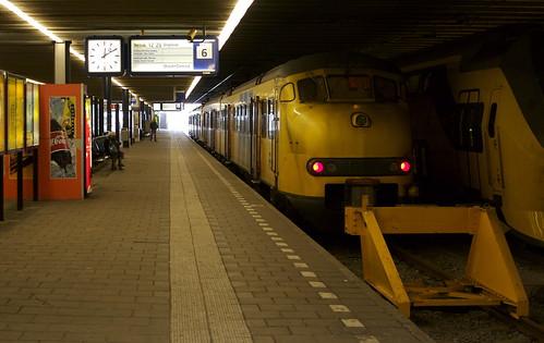 Tåg i den Haag
