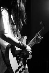 Rock me !!! baby!!! (Davidrummer) Tags: music canon eos 350d cafe riverside band taiwan rocker taipei   deserts ef70200mmf4l livehouse   iso80 digitalshot iso8001600