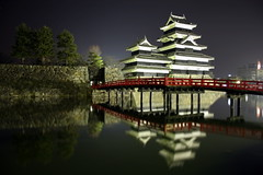 Matsumoto Castle @ Night - Matsumoto - Japan ({ Planet Adventure }) Tags: holiday japan canon wow photography eos photo interesting bravo holidays photographer ab adventure stunning planet matsumoto incredible reflexions thebest allrightsreserved interessante digitalphotography holidayphotos aroundtheworld stumbleupon copyright travelguide travelphotography beautifulplaces digitalworld intrepidtraveler allaround traveltheworld matsumotocastle planetadventure colorfulworld worldexplorer wonderfulplaces amazingplanet amazingphotos by{planetadventure} byalessandrobehling aplusphoto intrepidtravel alessandrobehling stumbleit topphotography holidayphotography spiritofphotography alessandrobehling copyright20002008alessandroabehling 50favesset colorfulearth photographyhunter photographyisgreatfun