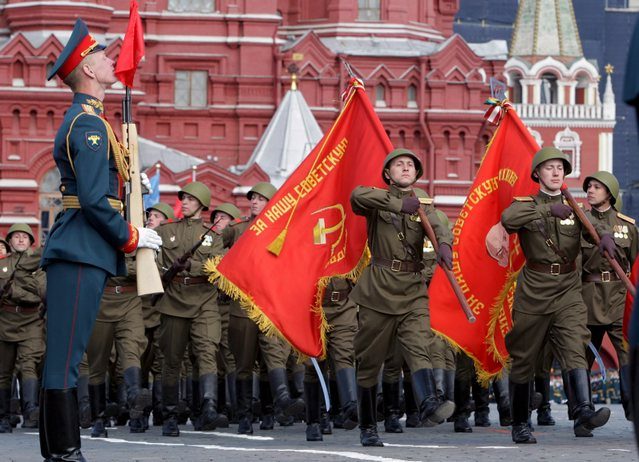 Russian Victory Day Parade
