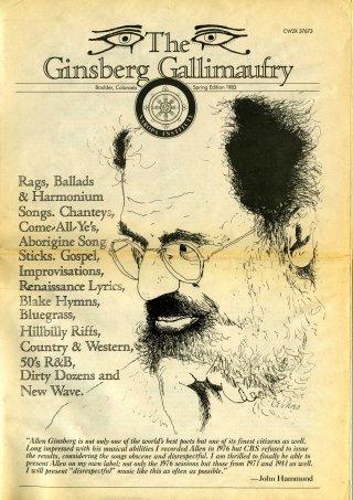 GinsbergFirstBluesInsert