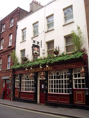 Picture of Carlisle Arms, W1D 4AE