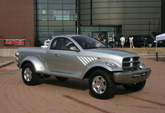 Dodge powerwagon (RickM2007) Tags: show truck silver wagon design power style vehicle dodge chrysler concept automotivedesign dodgetruck powerwagon dodgepowerwagon dodgeconcept truckdesign chryslerconcept truckconcept