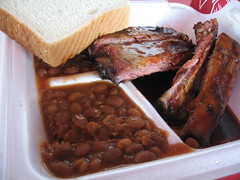 Image from 2008 Ribfest (cannellfan) Tags: nebraska bbq barbecue ribs lincoln barbeque 2008 howlincoyote capitalcityribfest