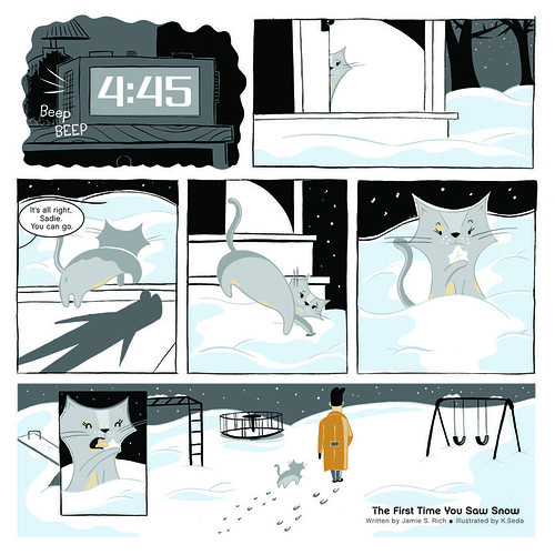 "page 1 - ""The First Time You Saw Snow"""