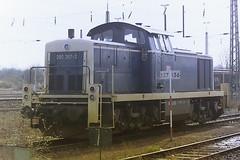 DB 290357-3 (bobbyblack51) Tags: db class 290 mak bb diesel locomotive 2903573 eifeltor gbf 1998