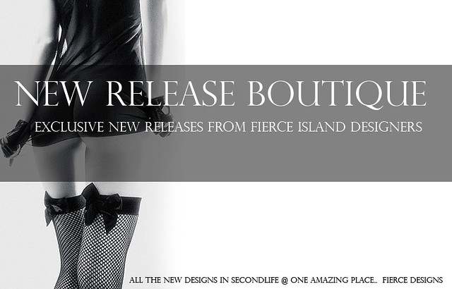 Fierce Designs New releases boutique