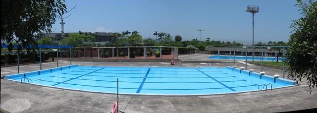 羅東 運動公園游泳池