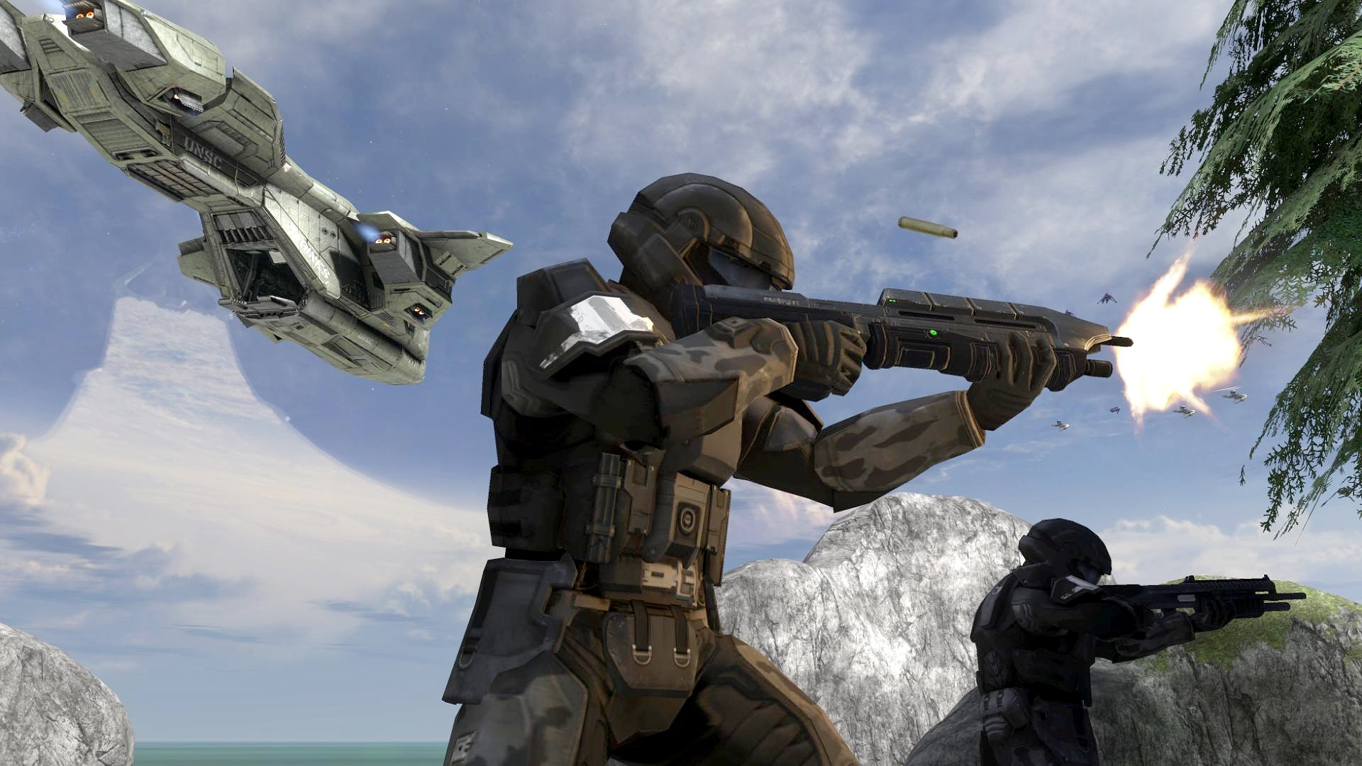 1523550184 b01d61ce19 o Halo 3: Commando and Carry All