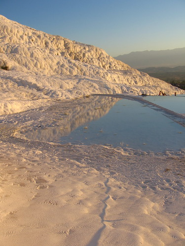 Pamukkale (the cotton castle)