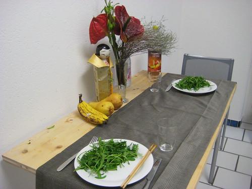 Essen in Zursach