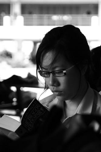 Emo reading?