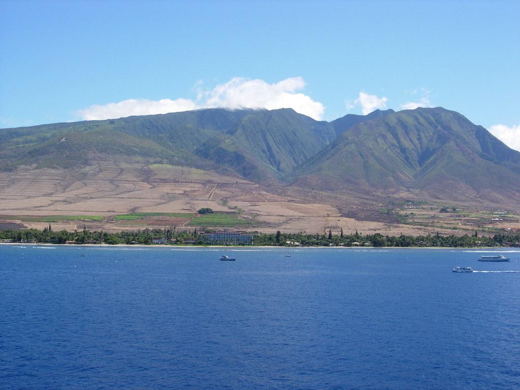 Lahaina, Maui - Morning